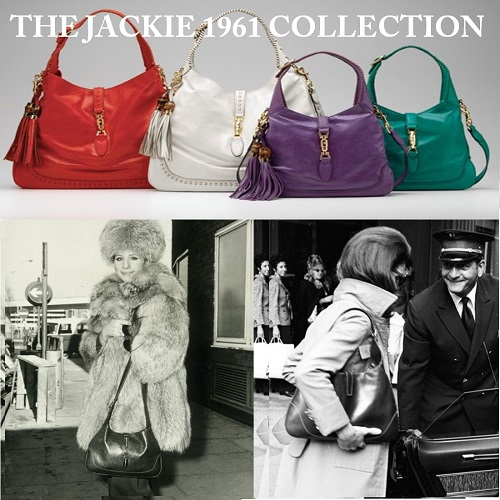 GUCCI THE JACKIE 1961 COLLECTION-보물나라 #구찌재키1961컬렉션 VIEW PRODUCT ≫